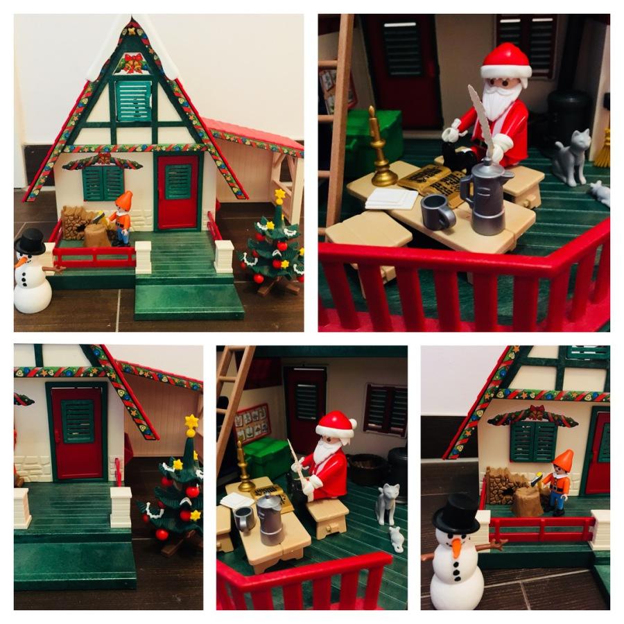 farbenfrohe regentage playmobil weihnachten. Black Bedroom Furniture Sets. Home Design Ideas