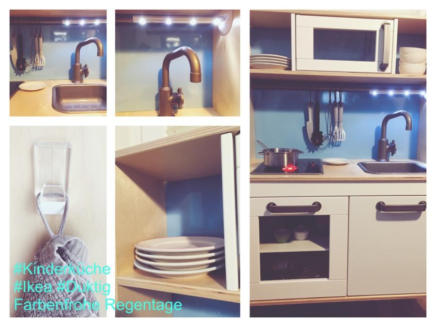 Farbenfrohe Regentage Die Ikea Küche